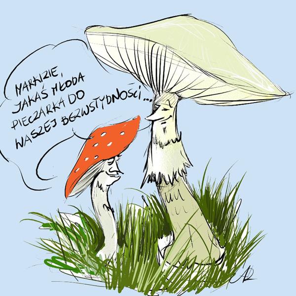de Sade aux champignons