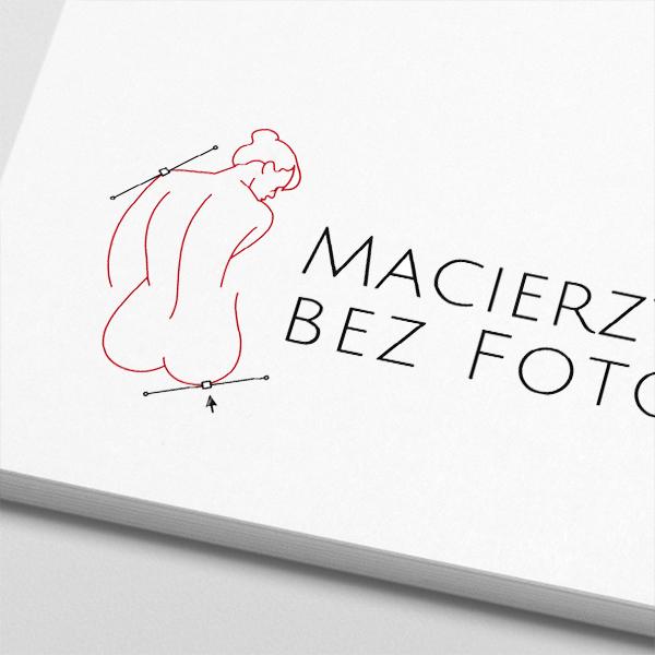 Macierzyństwo bez Fotoszopa logo