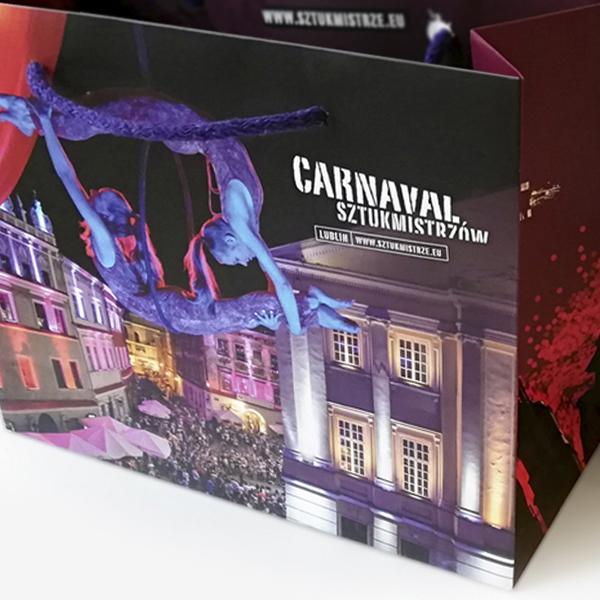 Carnaval Sztukmistrzów gadgets