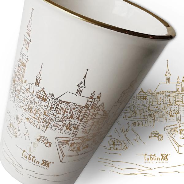 Lublin mug & packaging